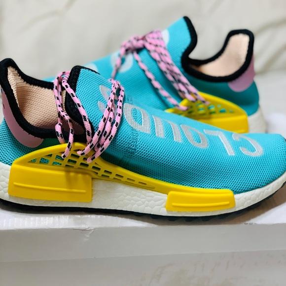 21dc00d6a2701 adidas Human Race NMD Pharrell Sun Glow. M 5c53b21eaaa5b88411df64b6